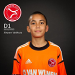 Shawn Velthuis - Almere City